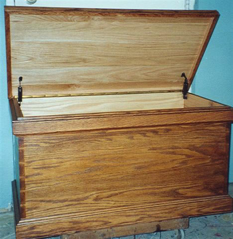 Heirloom Custom Toybox