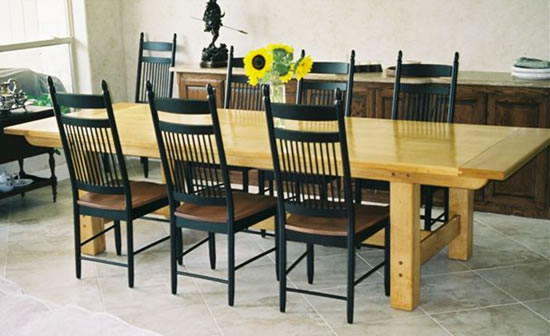 Furniture design for Dining table design examples