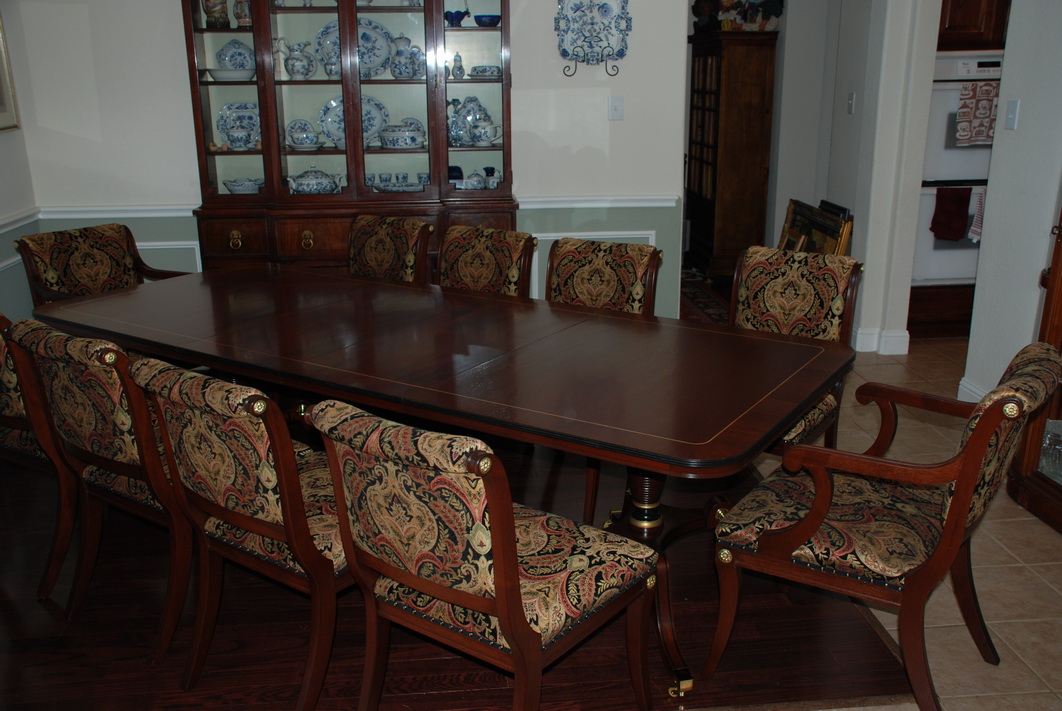 Kittinger Dining Set - After