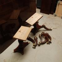 Kittinger Dining Set - Before (table)