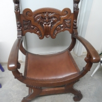 """Gargoyle"" Chair - After"